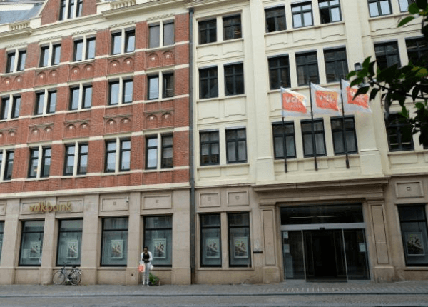 vdk bank Gent Centrum