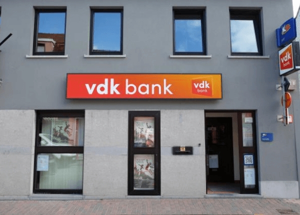 vdk bank Knesselare
