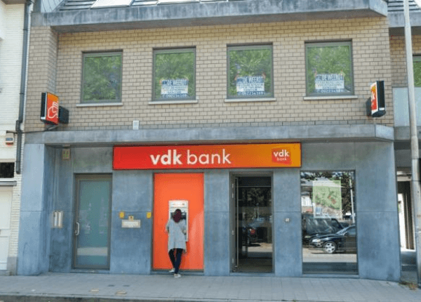 vdk bank Oostakker